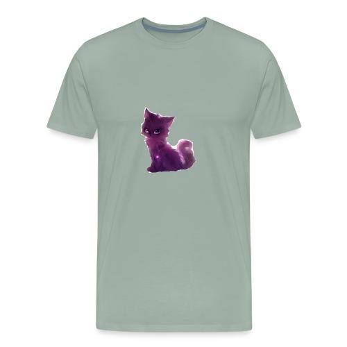 Galaxy cat 2.0 - Men's Premium T-Shirt