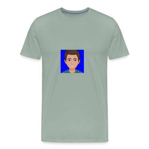 Wadood Gaming Merchandise - Men's Premium T-Shirt