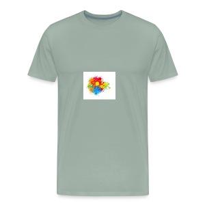 chad pride merch - Men's Premium T-Shirt