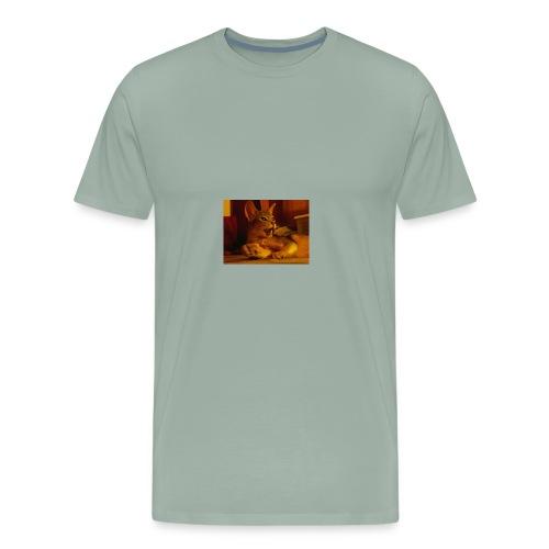 Wow you scared me!!!! - Men's Premium T-Shirt