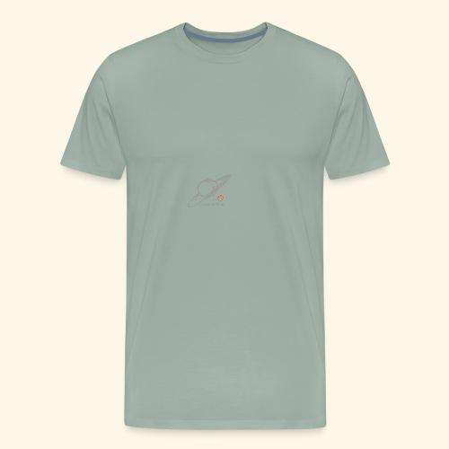 mars - Men's Premium T-Shirt
