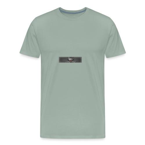 WolfBanner - Men's Premium T-Shirt