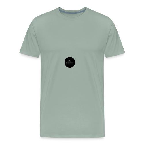 Jake thenonselfish logo - Men's Premium T-Shirt