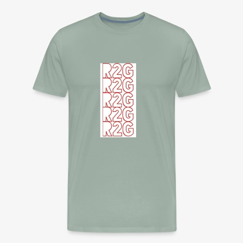 74457034 F077 4556 B188 C982B25B168C - Men's Premium T-Shirt