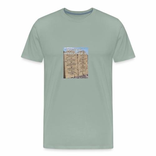 EC0A034C 429D 464C AB7D 629F3373E689 - Men's Premium T-Shirt