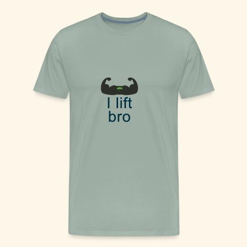 I Lift Bro - Men's Premium T-Shirt