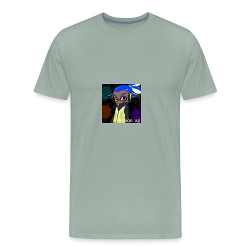 agent 9 jason - Men's Premium T-Shirt
