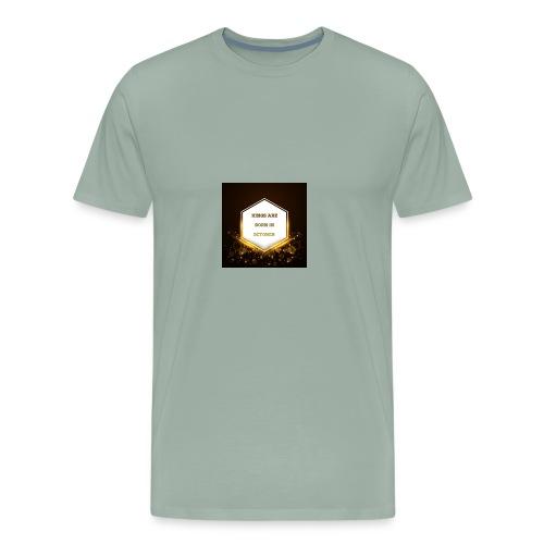 CTD1042018195859 - Men's Premium T-Shirt