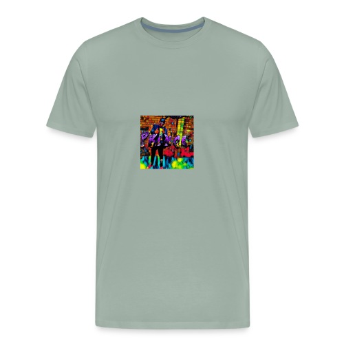 Prince jelly zone - Men's Premium T-Shirt