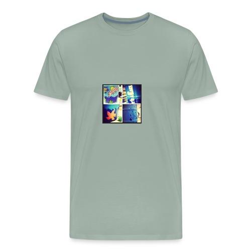 cool art - Men's Premium T-Shirt