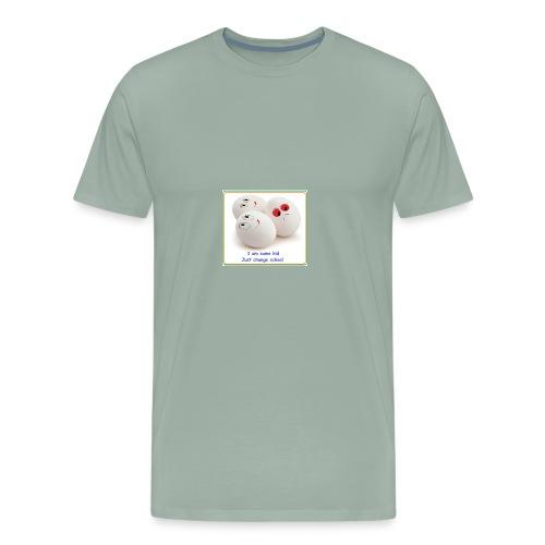3 idiot - Men's Premium T-Shirt