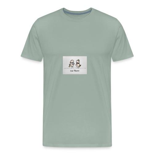 cool Beans - Men's Premium T-Shirt