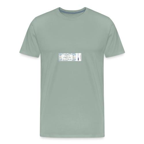 Tyler Anparry tickets for concert - Men's Premium T-Shirt