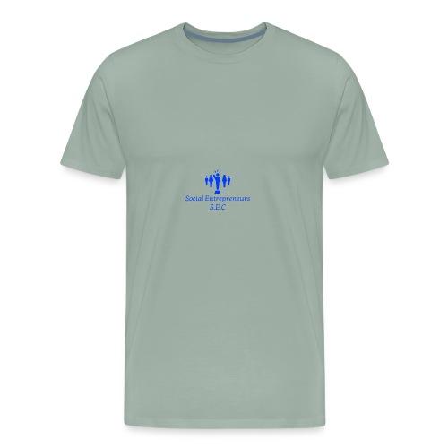 Social E - Men's Premium T-Shirt