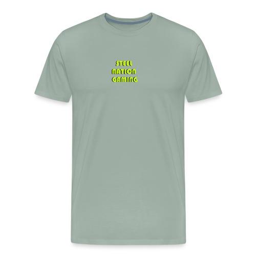STEELNATION - Men's Premium T-Shirt