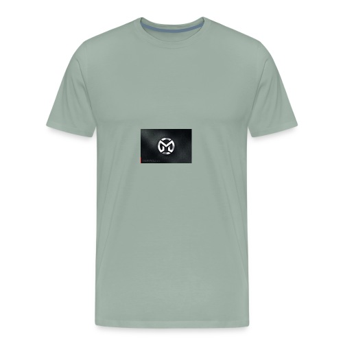M logo - Men's Premium T-Shirt