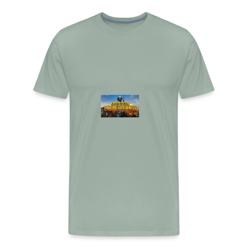 PUBG boy - Men's Premium T-Shirt