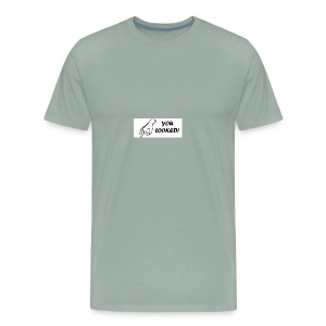 circle game - Men's Premium T-Shirt
