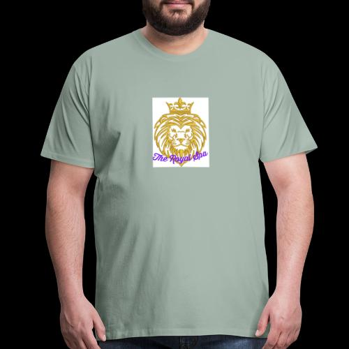 Royal Spa Treatment - Men's Premium T-Shirt