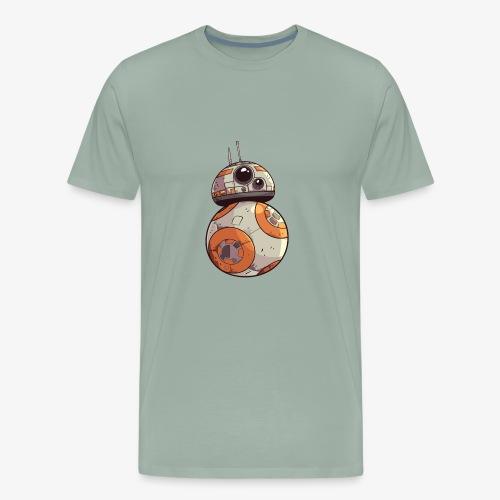 BB8 Droid - Men's Premium T-Shirt