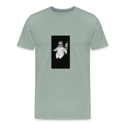 Zombie Baby Doll - Men's Premium T-Shirt