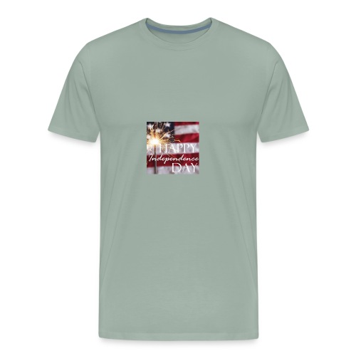 Happy Independence Dayl - Men's Premium T-Shirt