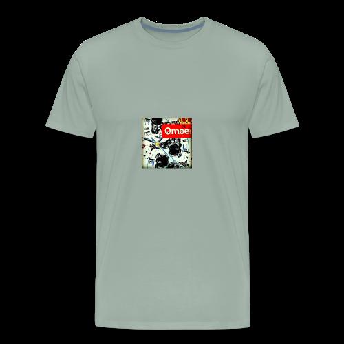 Omoe gets old - Men's Premium T-Shirt