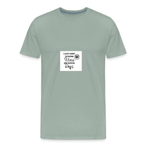 C8C1371A BF24 466D ADBD DD61FC7EC131 - Men's Premium T-Shirt