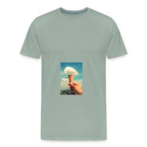 ice cream cones - Men's Premium T-Shirt
