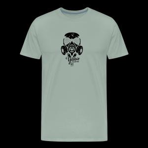 Yibbie's Black Official Logo - Men's Premium T-Shirt