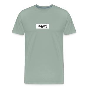 6otcu logo - Men's Premium T-Shirt
