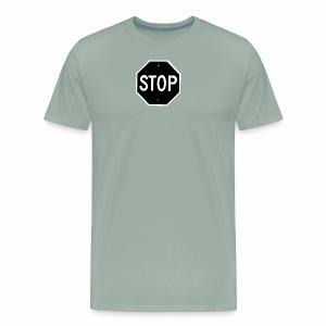 Stop 1 - Men's Premium T-Shirt