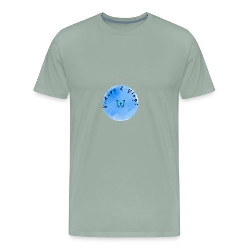 Kids hoodie black - Men's Premium T-Shirt