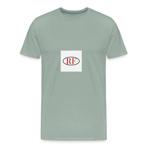 R F - Men's Premium T-Shirt