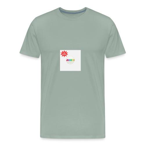 merch is the best - Men's Premium T-Shirt