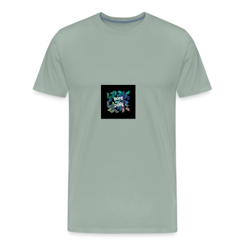 Effect 20180321 180755 - Men's Premium T-Shirt