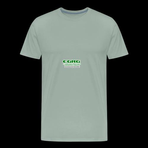 cgrg shirt - Men's Premium T-Shirt