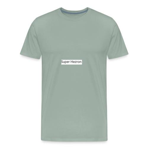 47837CF6 D414 4361 9B96 8F48A69C0691 - Men's Premium T-Shirt