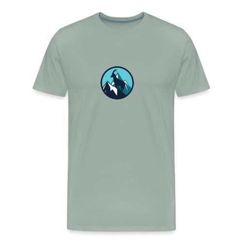 Mountain Animal - Men's Premium T-Shirt