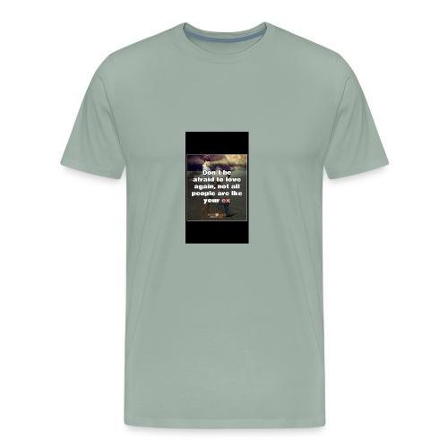 Junkie Fit - Men's Premium T-Shirt