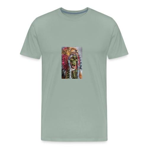 78DE1B77 80EB 4989 BAC9 92E987BA0F21 - Men's Premium T-Shirt