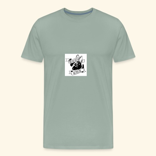 Elusive Rabbit - Men's Premium T-Shirt