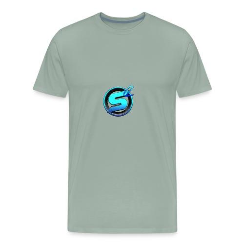 FOXYDOG10 - Men's Premium T-Shirt