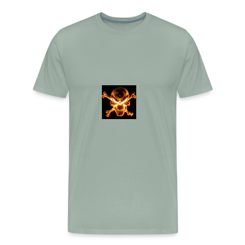 Effect 20180324 152512 - Men's Premium T-Shirt