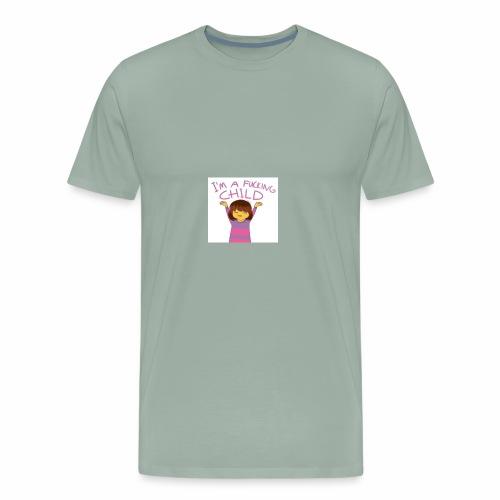 4DB1C517 6B18 403D B61E 6BC99325F9D1 - Men's Premium T-Shirt