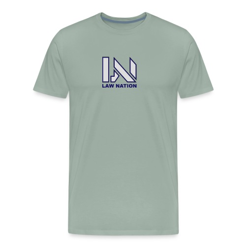 Law Nation - Men's Premium T-Shirt