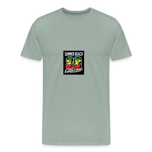 Chads merch - Men's Premium T-Shirt