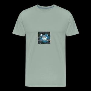 Lay Back Squad Gaming - Men's Premium T-Shirt