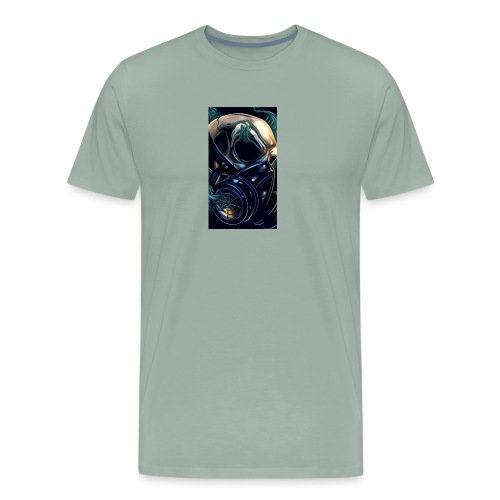 Leon1554 logo - Men's Premium T-Shirt
