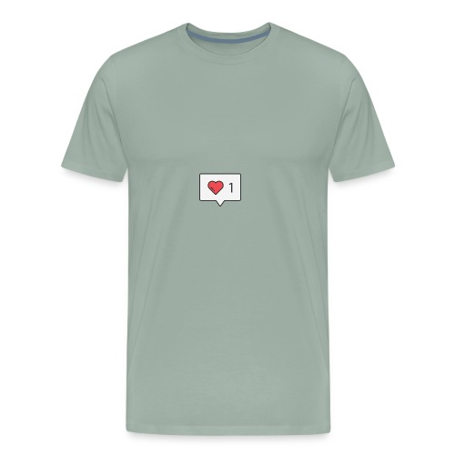1 love - Men's Premium T-Shirt